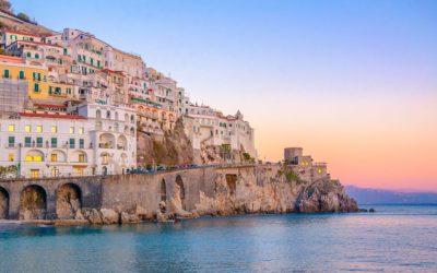 Tour: Napoli, Capri, Sorrento, costiera amalfitana