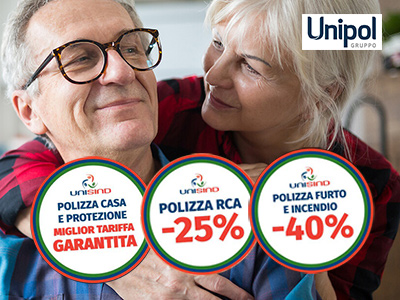 Scheda convenzione Unipol 2021